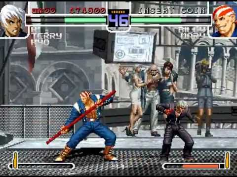 Arcade Longplay [202] The King of Fighters 2002 - YouTube