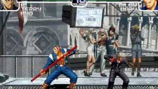 Arcade Longplay [202] The King of Fighters 2002