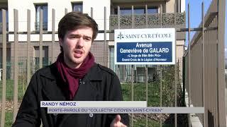 Stationnement : conflit à St-Cyr-l'Ecole