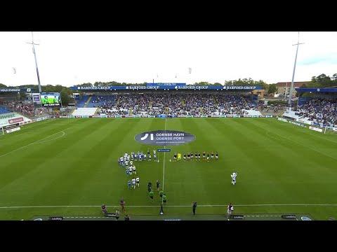 Odense Silkeborg Goals And Highlights