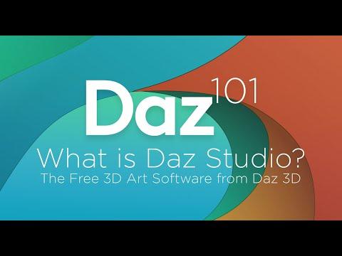 Daz 101: What is Daz Studio?