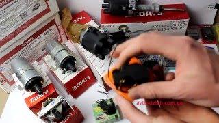 видео ВАЗ 2107: установка зажигания контактного и электронного типа
