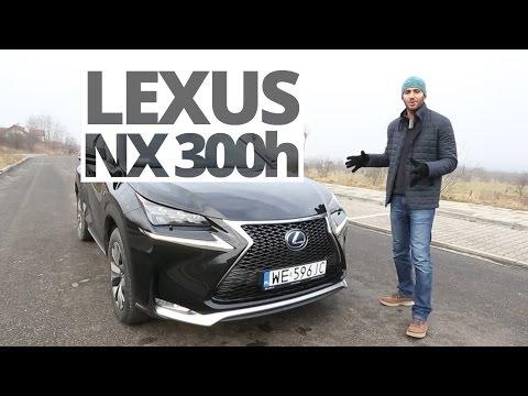 Lexus NX 300h 2.5 Hybrid 197 KM, 2015 - test AutoCentrum.pl #170