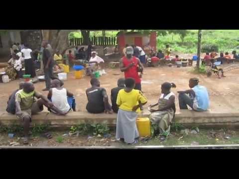 DR Congo Train Journey