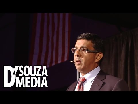 C-SPAN: D'Souza Exposes Progressive Con During Book TV Talk