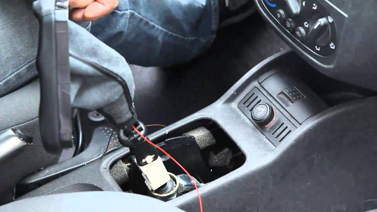 Original Ict Schaltknauf Einbauhilfe Opel Corsa C Tutorial