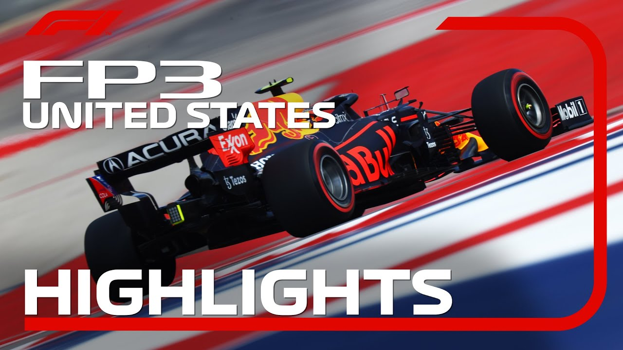 Download FP3 Highlights | 2021 United States Grand Prix