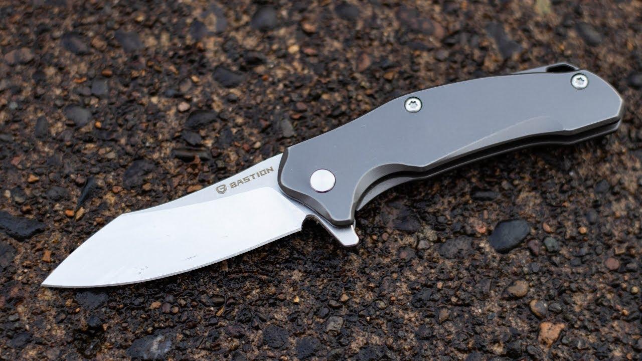 Bastion Braza Mini Bro EDC Knife Review