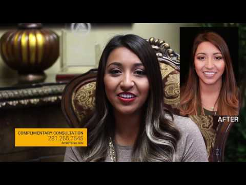 Nydea describes her 2-Visit Smile Makeover at Smile Texas.