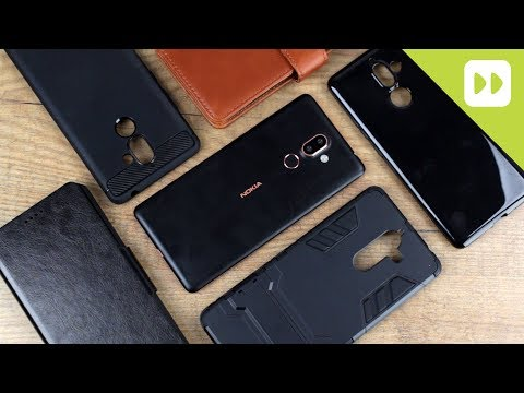 new product f211b a5417 Top 5 Nokia 7 Plus Cases & Covers - YouTube
