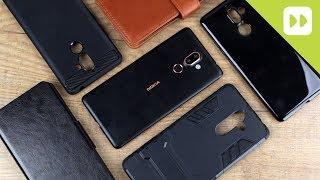 видео Лучшие чехлы для Nokia 6.1 (2018)