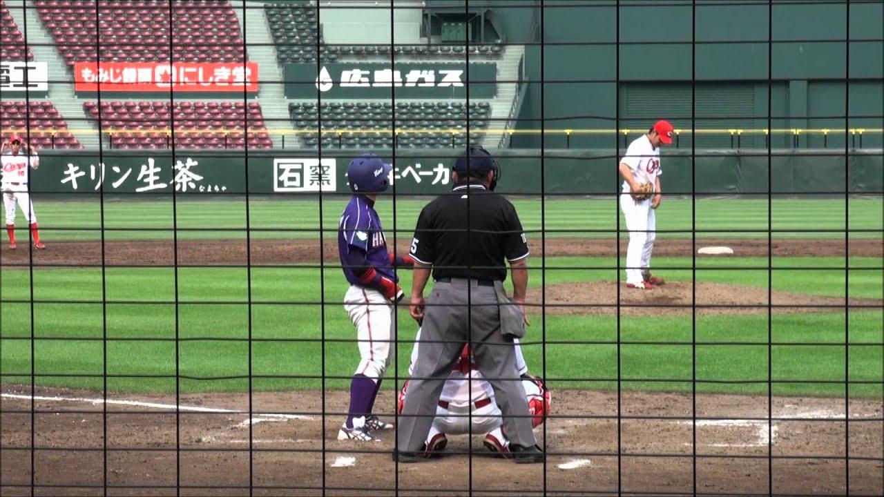 相澤寿聡投手 2011.5.8 (伯和ビ...