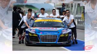 Official Video - Supercars of Super GT 2012 Round 3 Malaysia