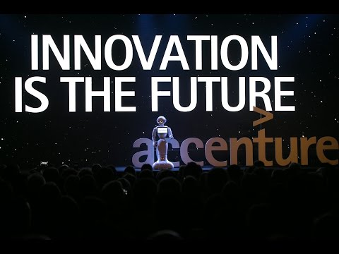 Accenture Innovation Summit 2016 - 10 years of Innovation Awards