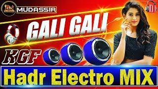 Gambar cover Gali Gali (Mein Phirta Hai ) New 2019 Song    KGF Movie    Hard Bass Electro Mix    Dj Mudassir