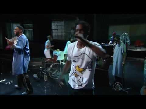 A$AP Rocky x A$AP Twelvyy x Key! - Crazy Brazy [Official Live Music Video]