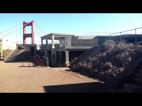 Marin Headlands - Military Bunkers & Amazing Views Of San Francisco