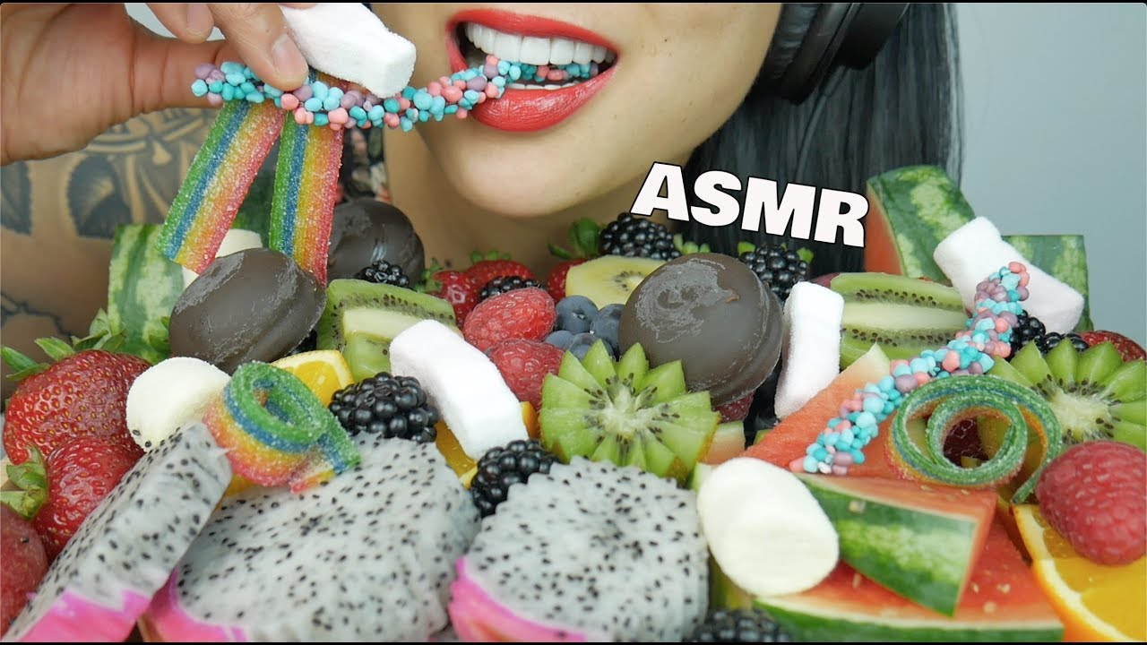 Asmr Fruits Candy Gummy Mashmallow Different Texture Eating Sounds No Talking Sas Asmr Youtube Смотрите видео онлайн на mixrolik.ru. asmr fruits candy gummy mashmallow different texture eating sounds no talking sas asmr