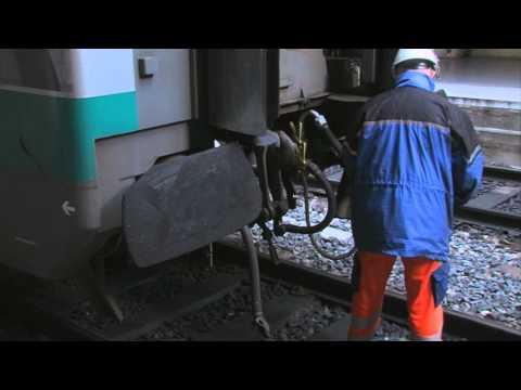 Depart de Train - SNCF