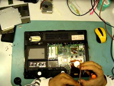 Разборка ( Disassembly) Asus