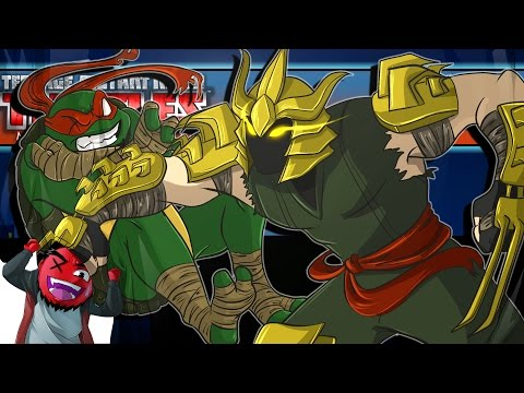 "Teenage Mutant Ninja Turtles: Mutants in Manhattan | ""EP9: Shredder!"" (w/ H2O Delirious) (TMNT)"