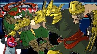"Teenage Mutant Ninja Turtles: Mutants in Manhattan | ""EP9: Shredder!"" (w/ H2O Delirious) (TMNT)"