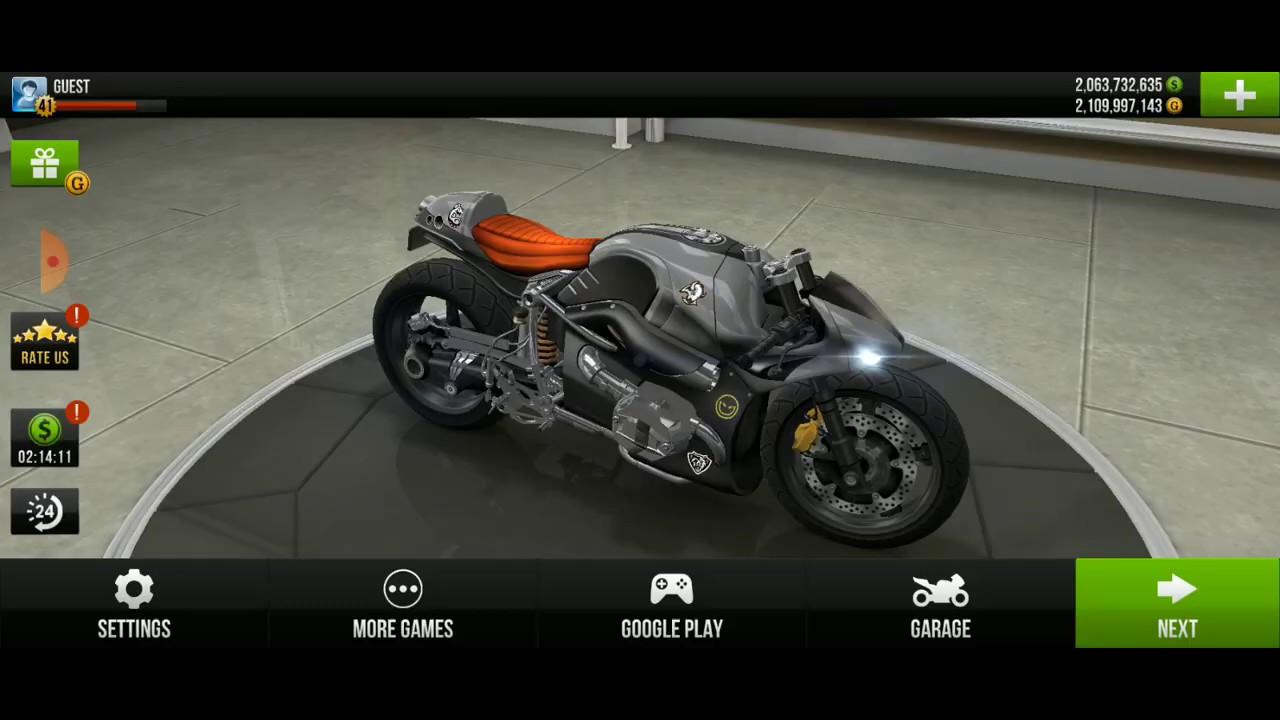 Traffic Rider last 79 mission motorbike 'AURE'