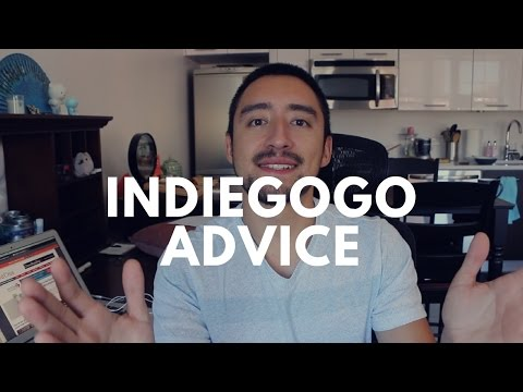 Indiegogo Campaign Video Tips