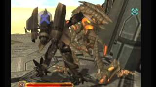 Transformers Revenge Of The Fallen PS2 Final Showdown