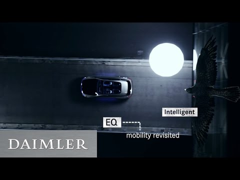 Daimler Environmental Movie - From Peregrine and lightweights
