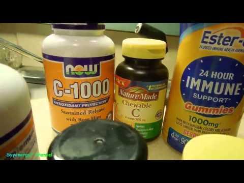 My latest Vitamin C regimen
