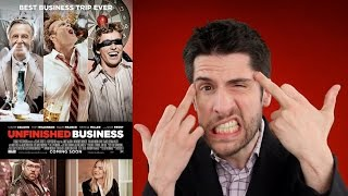 Unfinished Business movie review