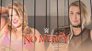 WWE 2K19 Piper Niven vs Rhea Ripley NXT UK Women's championship: No Mercy
