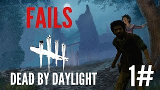 Dead by Daylight - FAILS and Funny Moments 1#