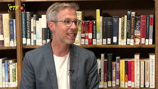 Im Gespräch mit Dr. Thomas W. Gijswijt 18.11.2020