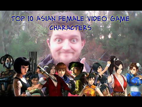 Multi-Voice Reviewer Top 10 Asian Female Video Game Characters