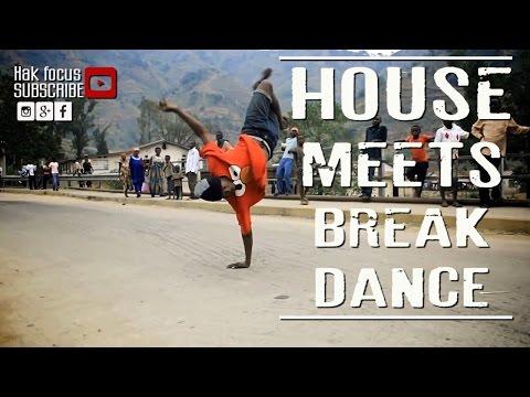 Afro House meets Breaking Ft IDU Crew #Africa #Dance #Uganda