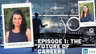 Future of Work Show, Ep. 1: What is the future of Careers?