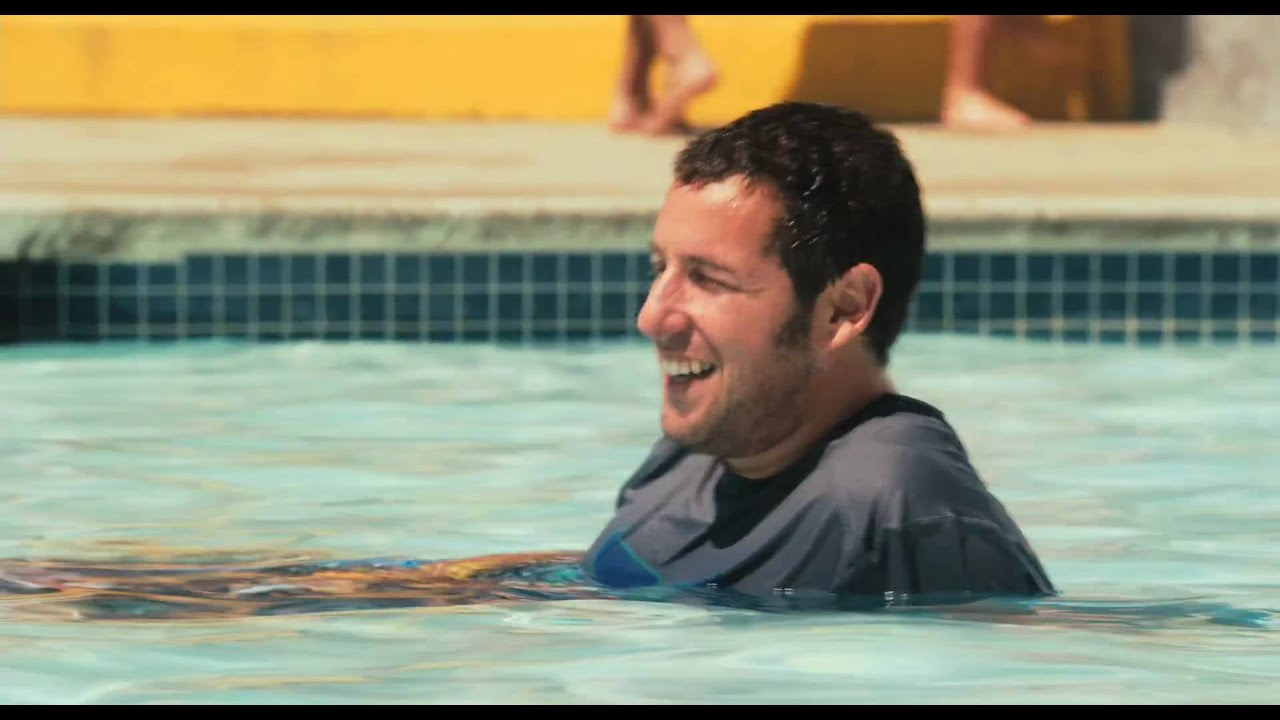 Adam sandler playing with jessica beil039s boobs - 4 1