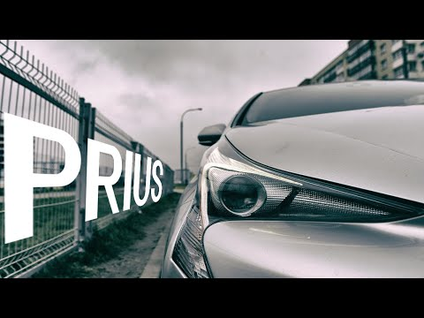 Toyota Prius 2017 из США |Обзор|