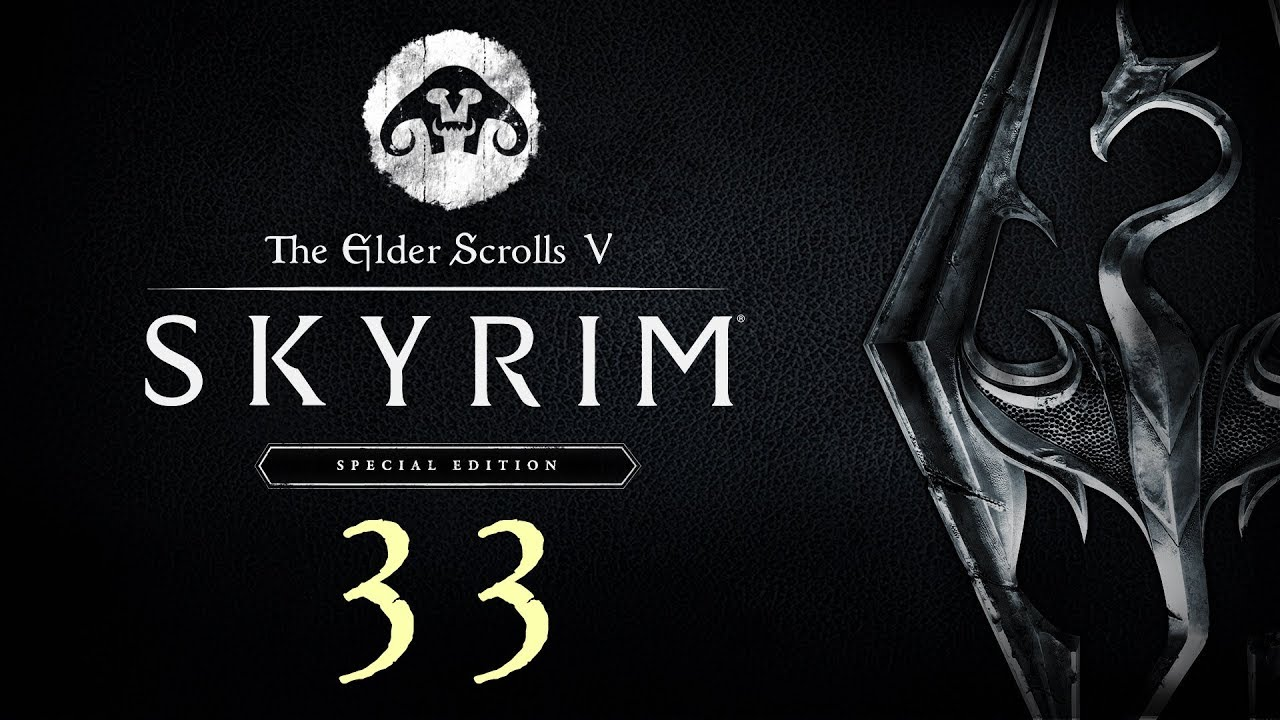 Skyrim Special Edition 33 Let Sleeping Ghosts Lie
