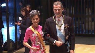 皇居で「饗宴の儀」 各国の元首ら賓客が到着(2019年10月22日)