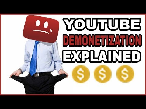 Why YouTube Channels Are Getting Mass Demonetized
