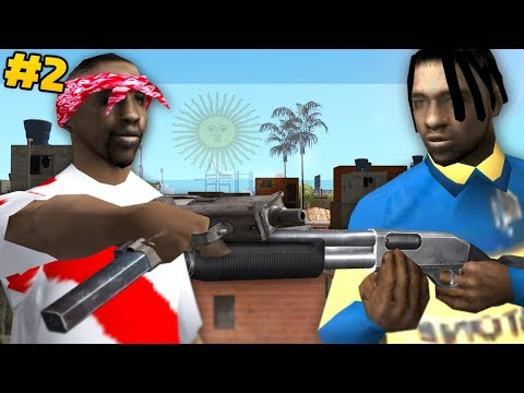 RIVER VS BOCA | GTA SA VILLERO #2