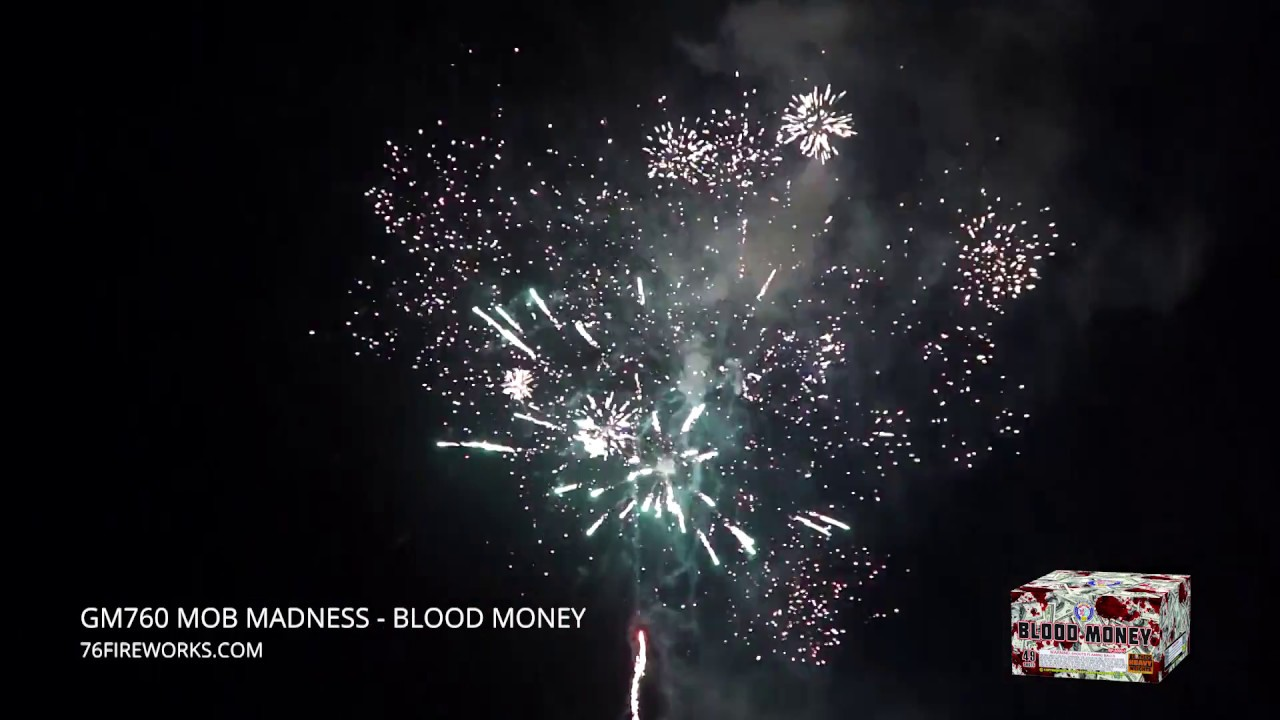 GM760 Mob Madness - Brothers Fireworks - YouTube