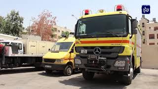 في ثالث أيام العيد 110 إصابات تسبب بها 177 حادثا  (13/8/2019)