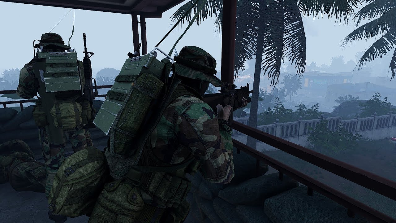 "Download Arma 3 SEAL Team 3 ""Operation Keeping Faith 11"""