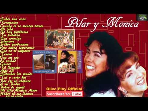1 Hora de Música Cristiana con Pilar y Monica Mejores Exitos  Música Cristiana Audio Oficial