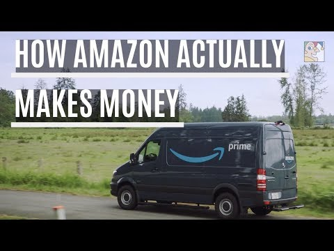 How Amazon Actually Makes Money