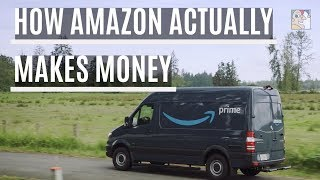 How Amazon Makes Money: AWS